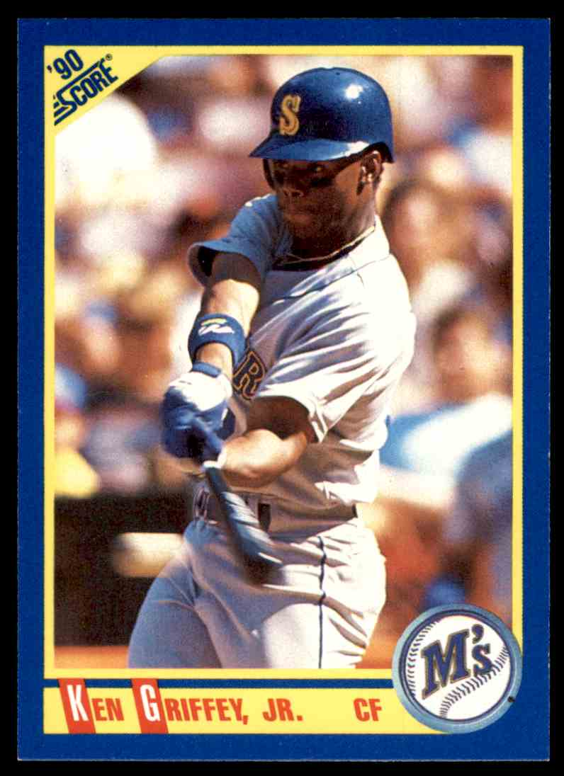 0519271347 3242 Ken Griffey Jr trading cards for sale