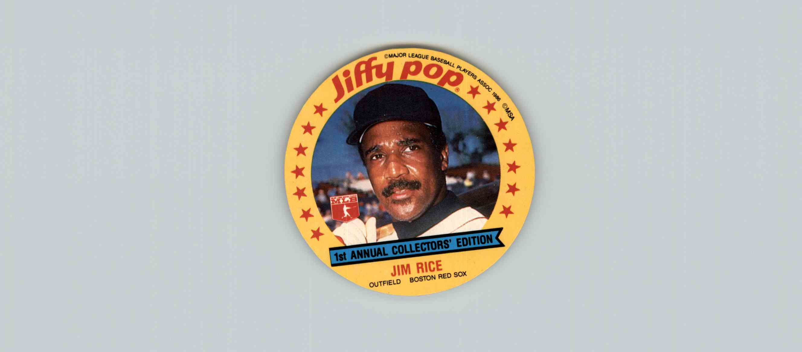 525 Jim Rice Trading Cards For Sale