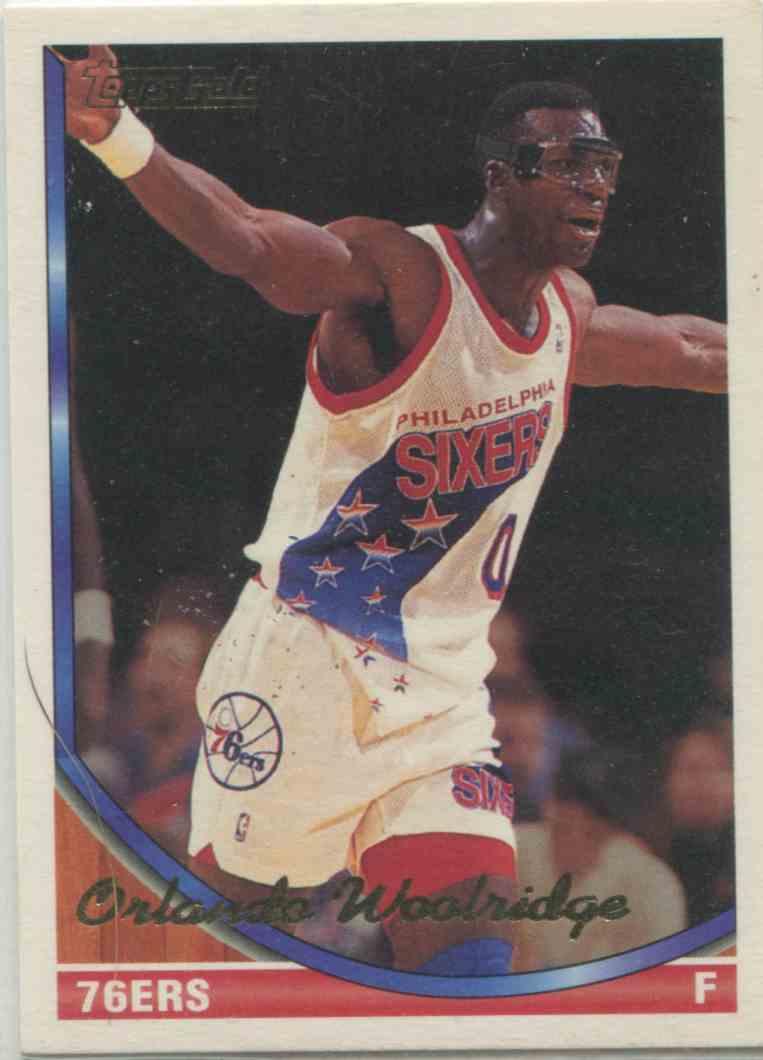 1994 95 Topps Orlando Woolridge 338 on Kronozio