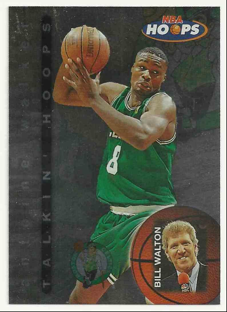 1997-98 Hoops Talkin Hoops Antoine Walker #2 card front image