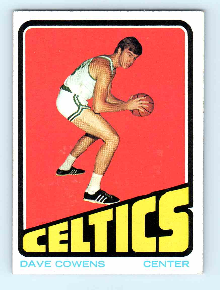 11 Dave Cowens trading cards for sale