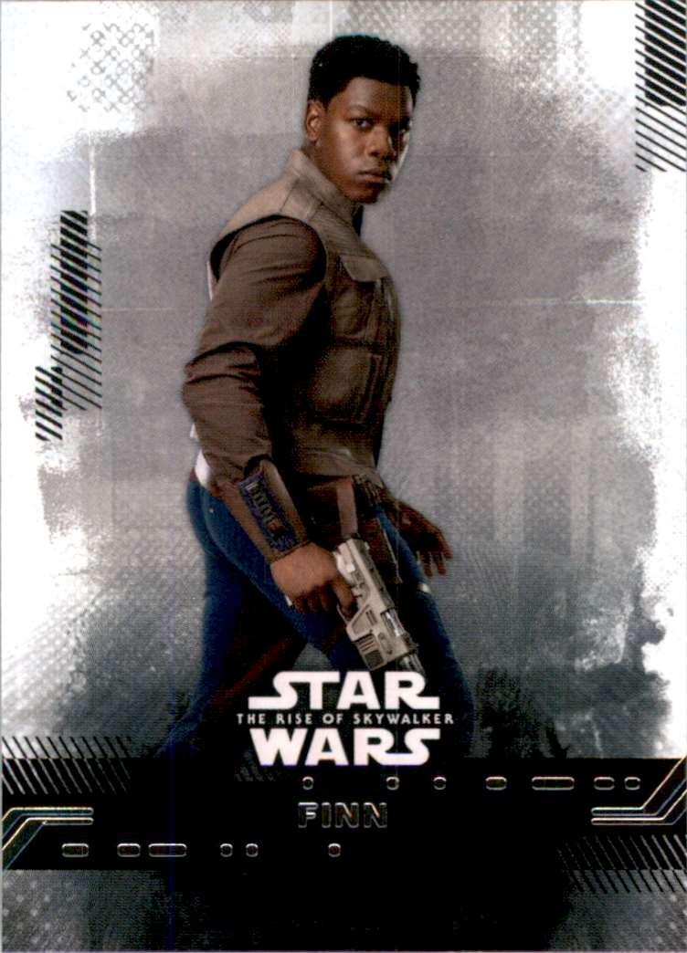 2019 Star Wars The Rise Of Skywalker Series One Finn #2 card front image