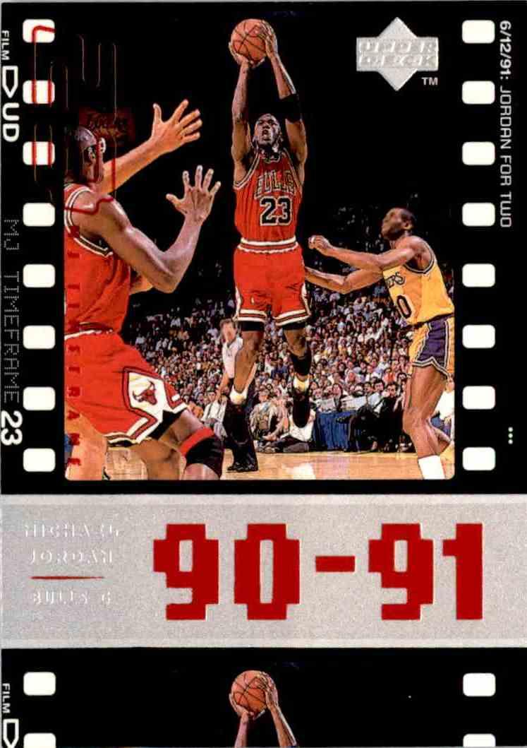 83614accbc8814 1998-99 Upper Deck Michael Jordan Living Legend Michael Jordan  47 card  front image
