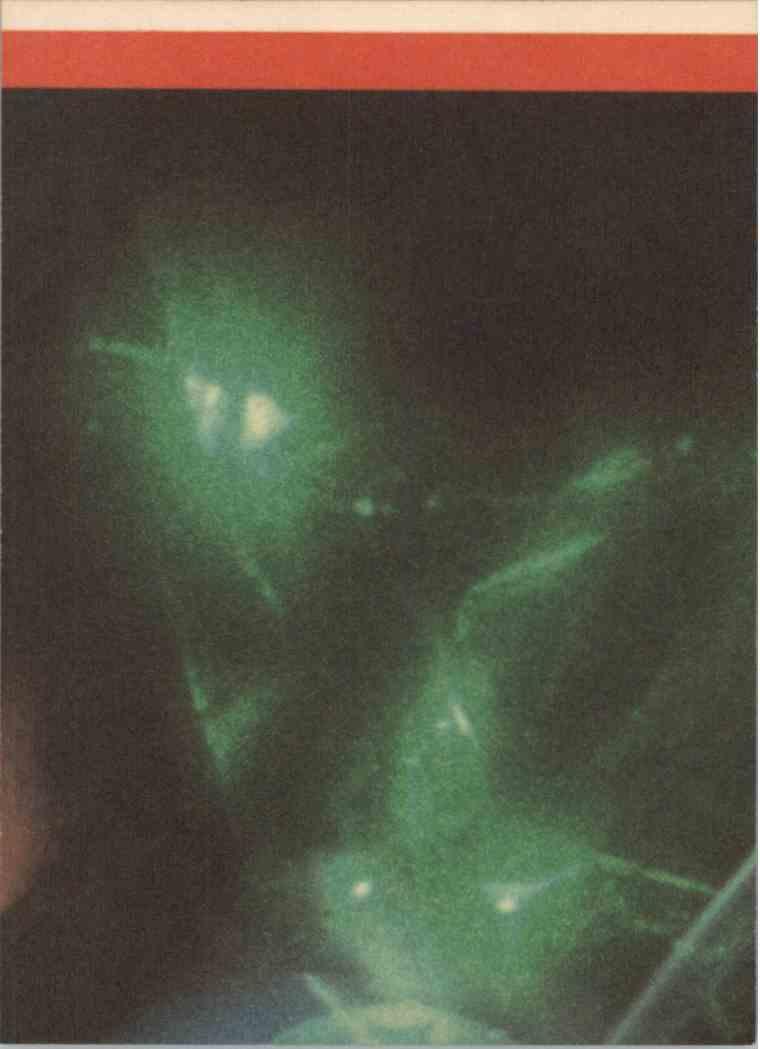 1979 Star Trek Security Chief Checkov #4 card back image