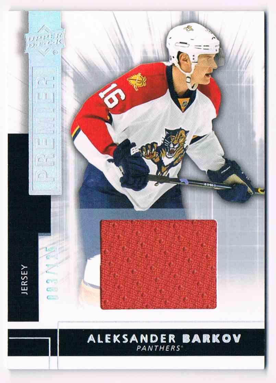 2014-15 Premier Spectrum Aleksander Barkov #14 card front image