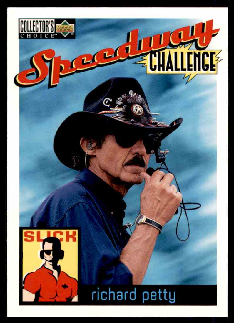 1996 Upper Deck Richard Petty #126 card front image