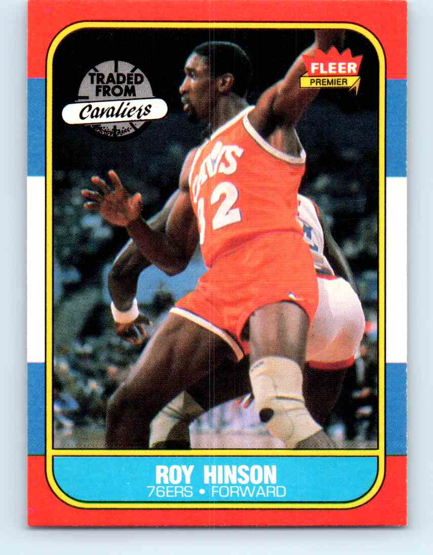 86 Roy Hinson trading cards for sale