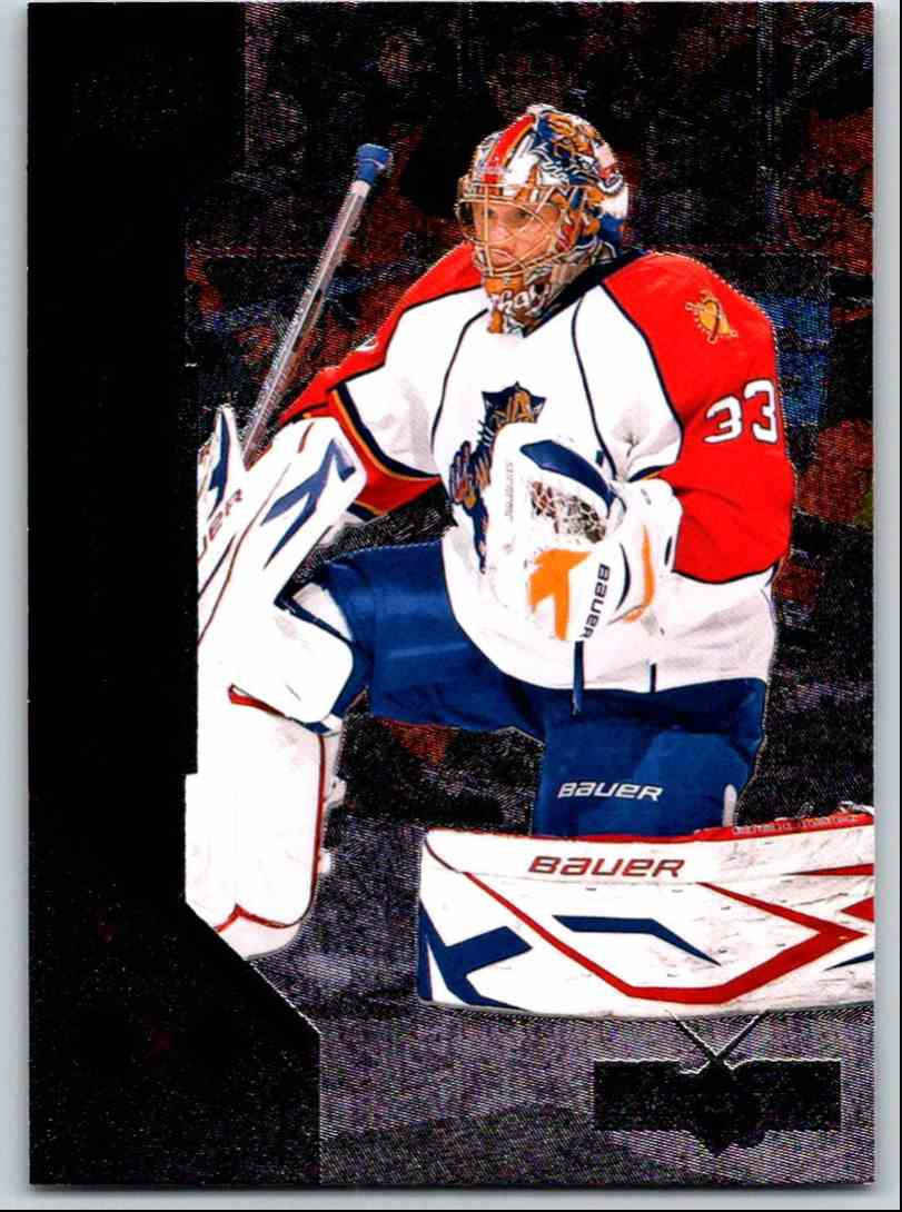 656ff877ef1 2011-12 Upper Deck Black Diamond Double Diamond Jacob Markstrom  117 card  front image