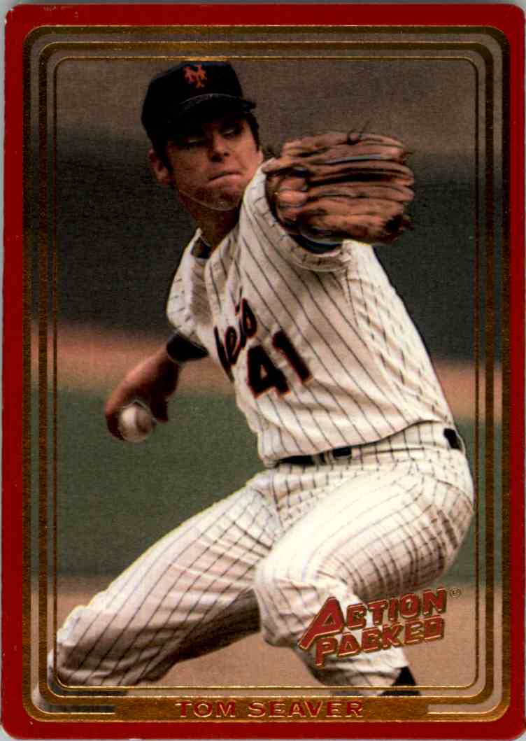 20 All Star Tom Seaver Trading Cards For Sale