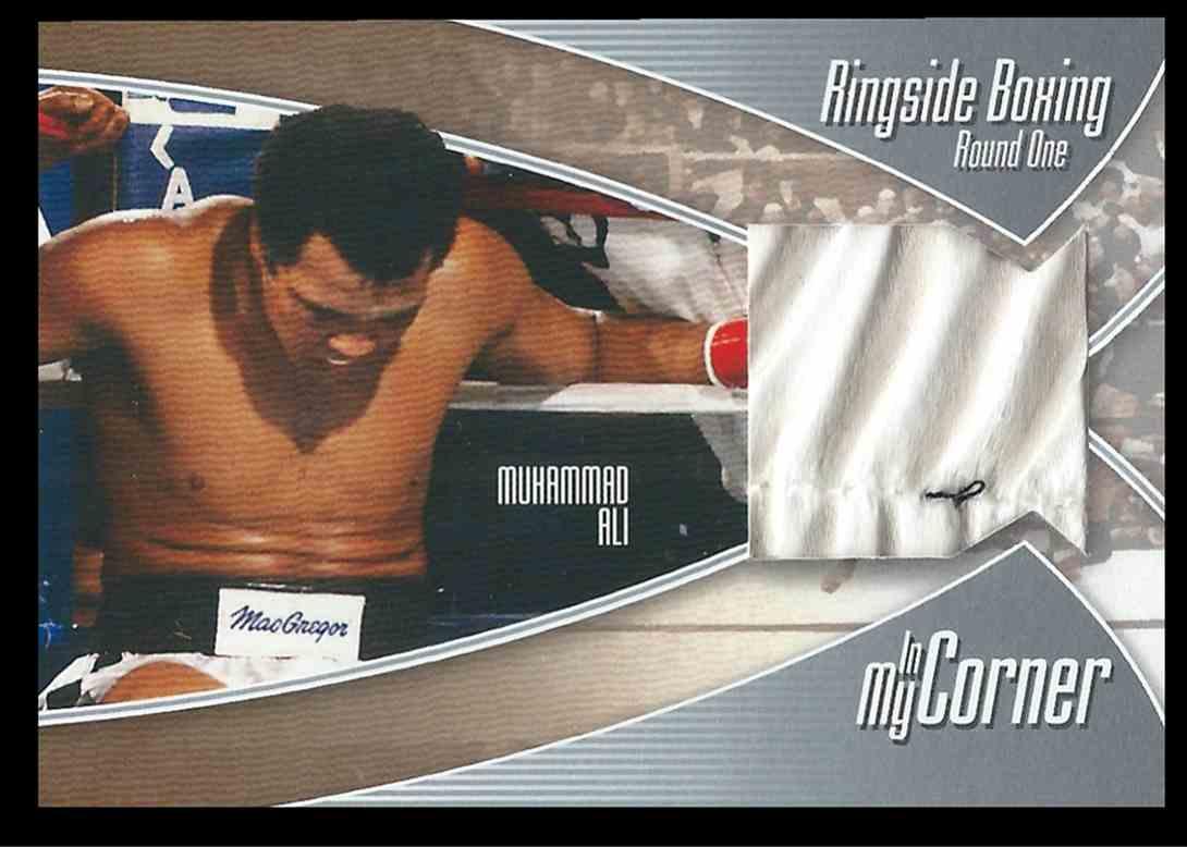2010 Sport Kings Ringside Boxing Muhammad Ali #IMC02 card front image