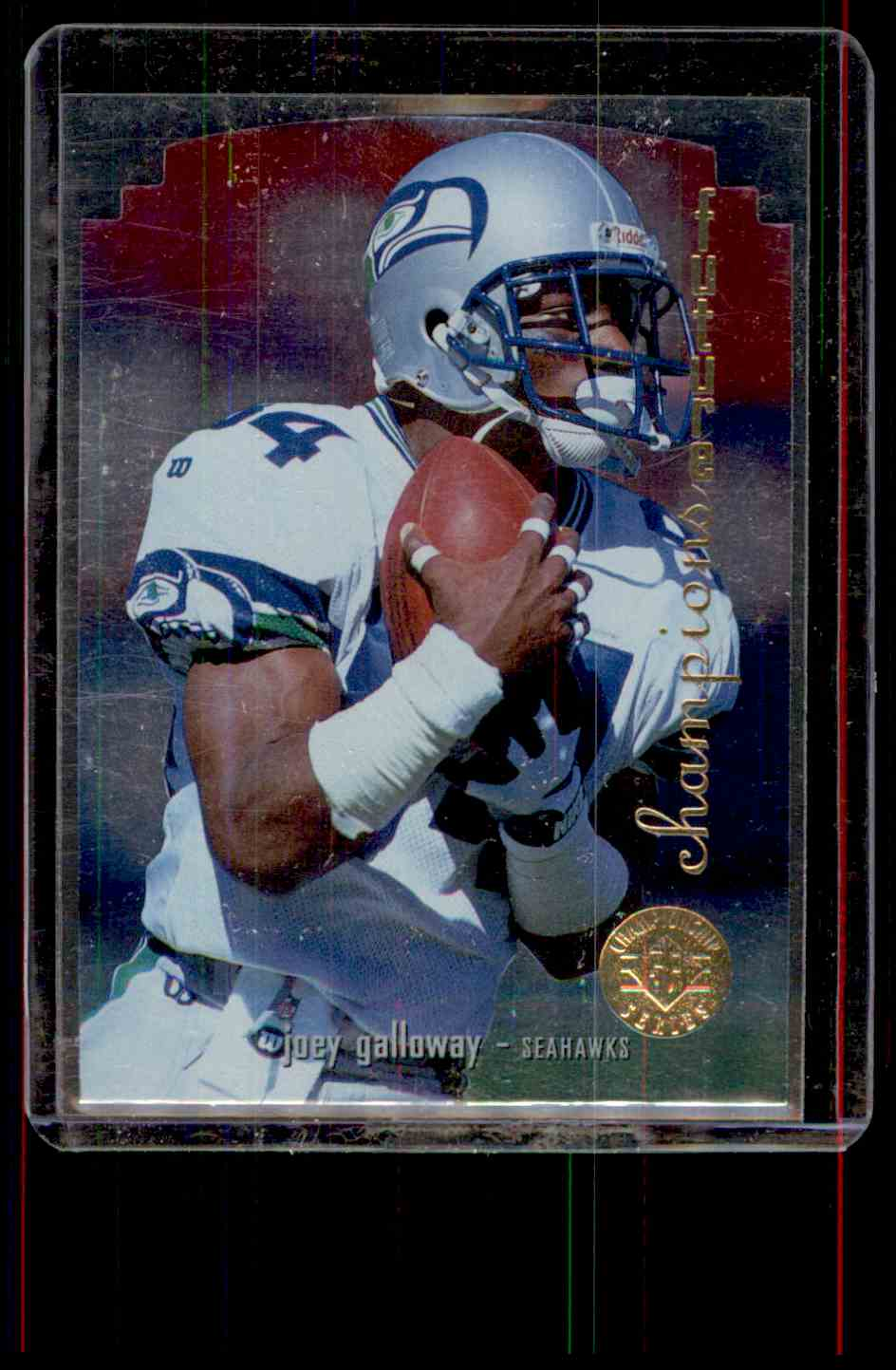 1995 SP Championship Die Cuts Joey Galloway #42 card front image