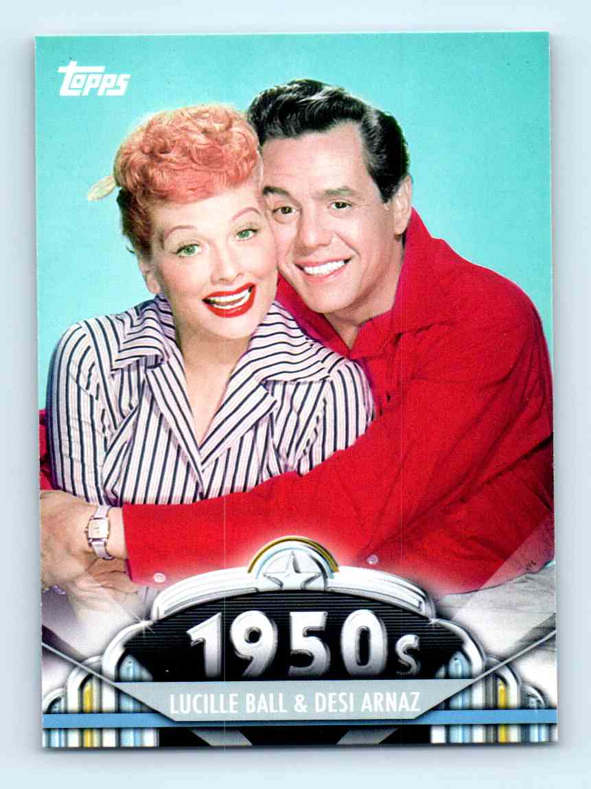 Image result for Lucille Ball & Desi Arnaz
