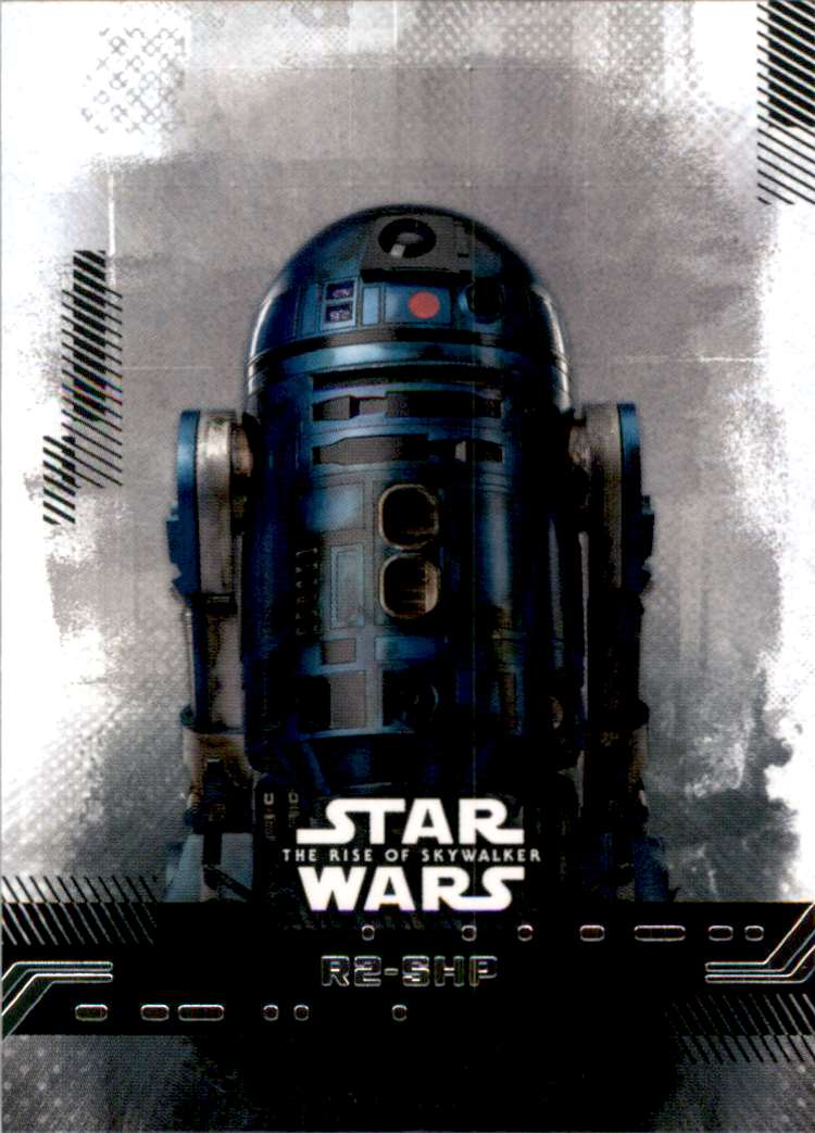 2019 Star Wars The Rise Of Skywalker Series One R2-Shp #25 card front image