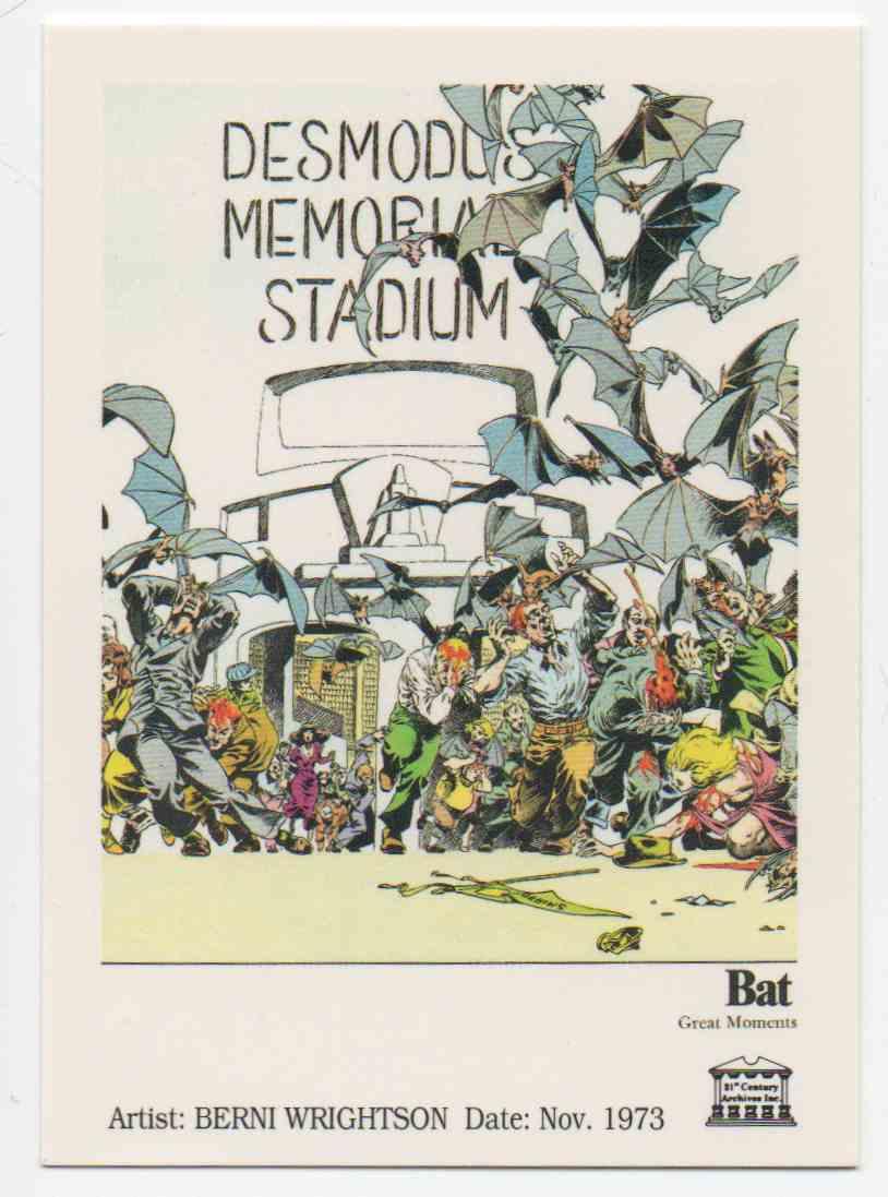 1993 National Lampoon November 1973 #99 card front image