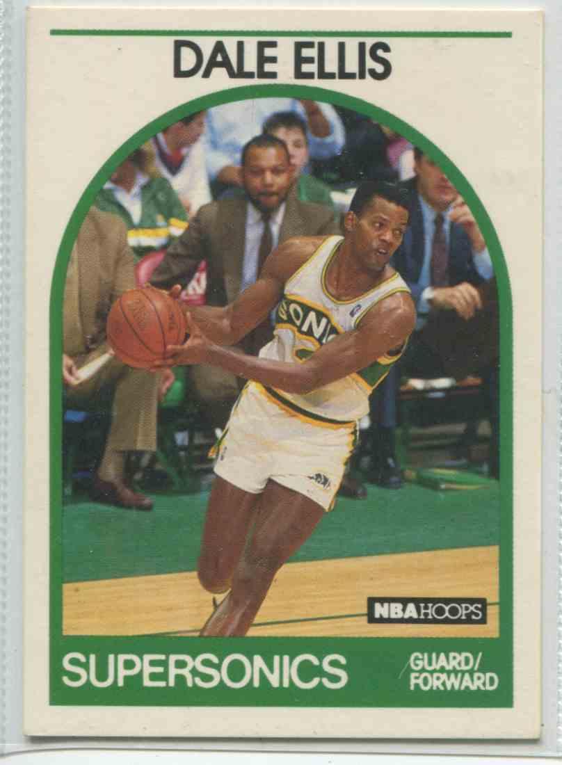 238 Dale Ellis trading cards for sale
