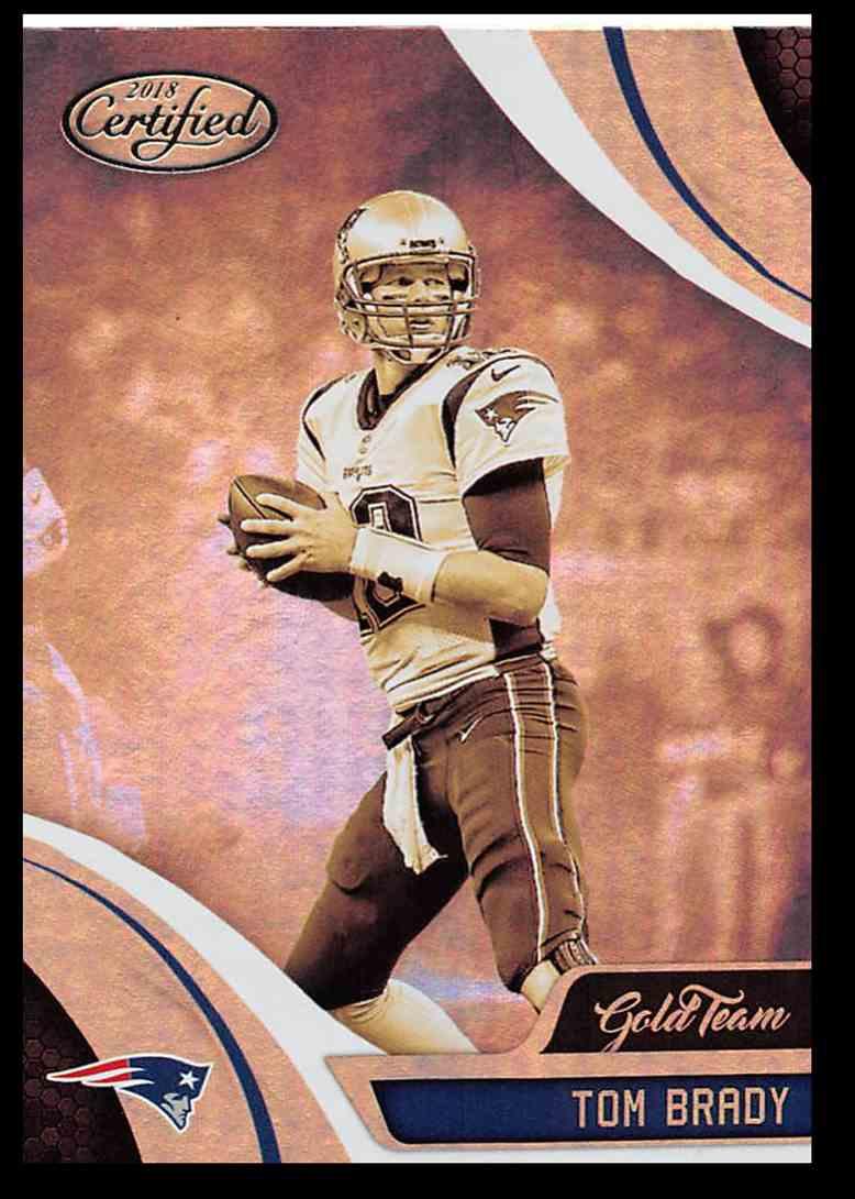 2016 Panini Certified Sunday #29 Tom Brady New England Patriots Football Card Verzamelingen Verzamelkaarten: sport