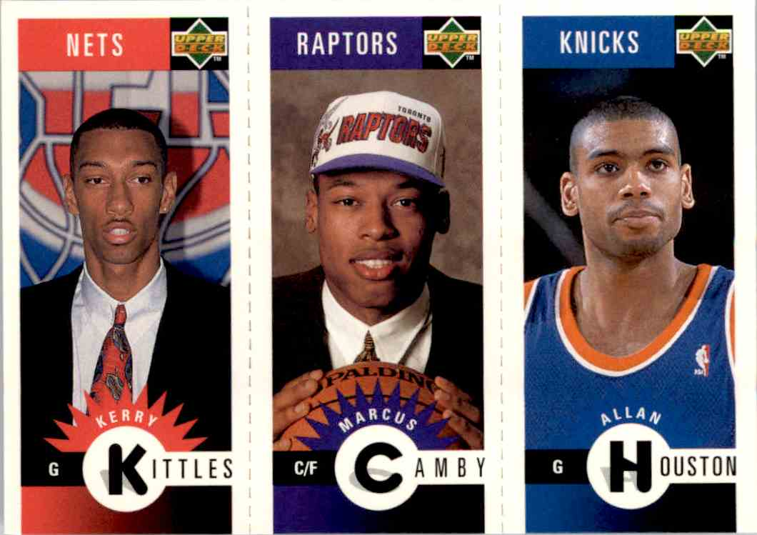1996 97 Upper Deck Collector s Choice Mini Cards Kerry Kittles