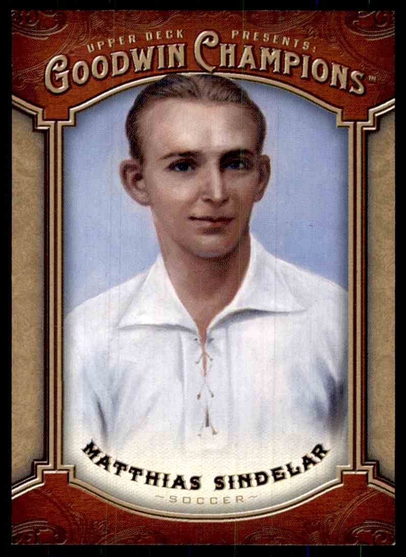 1 Matthias Sindelar Soccer trading cards for sale