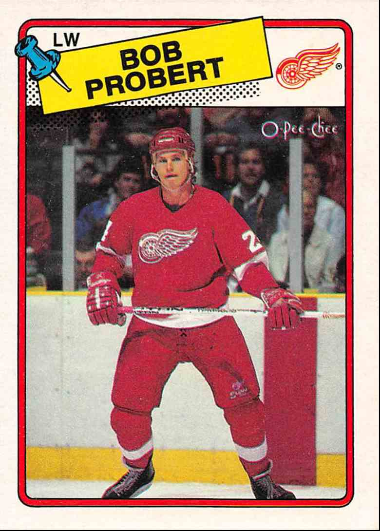 a legend in the world of nhl hockey - bob probert essay Biography: american gospel vocalist, songwriter, producer, a&r man and manager born january 21, 1916 in hamilton, mississippi, died july 8, 1996 in west hollywood.
