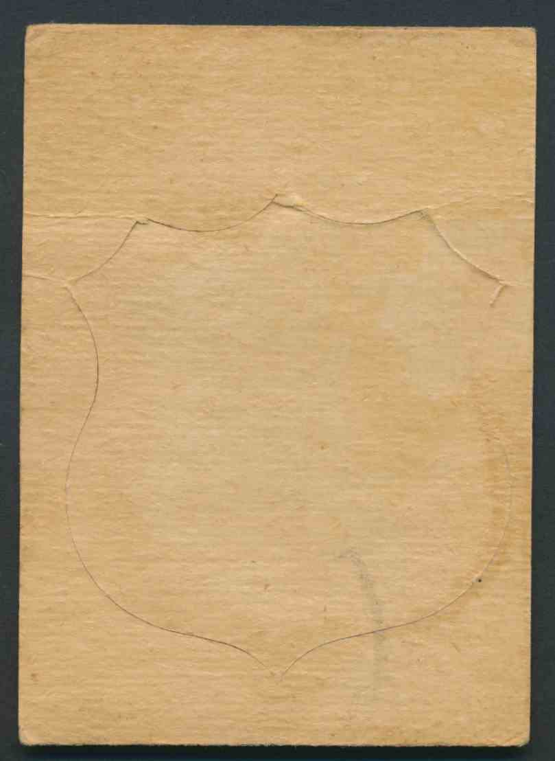 1972-73 O-Pee-Chee Jim Harrison #20 OF 22 card back image