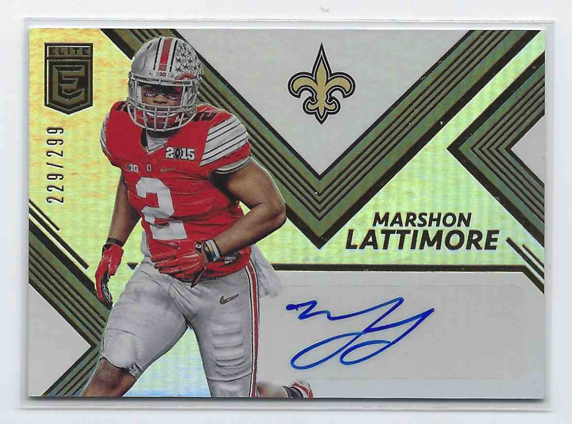 49ers MARCUS LATTIMORE 2013 Leaf Draft South Carolina AUTOGRAPH RC S.F
