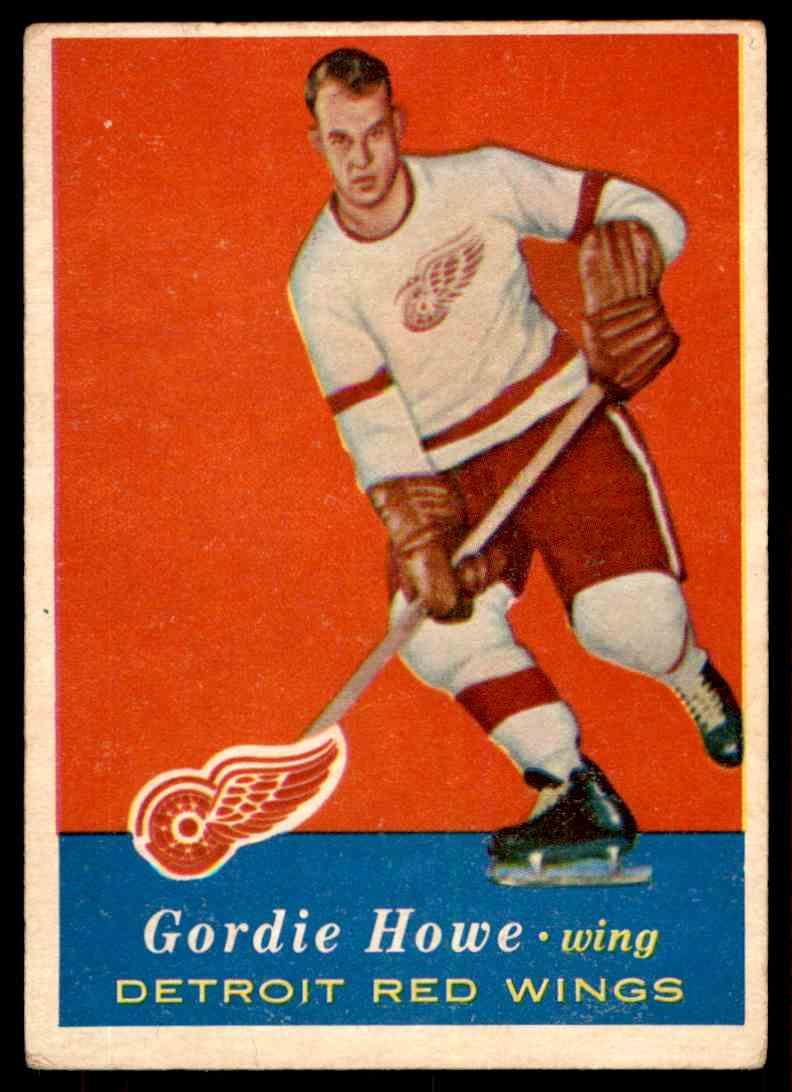 IJshockey 1963-64 Topps #26 Elmer Vasko Chicago Blackhawks Hockey Card