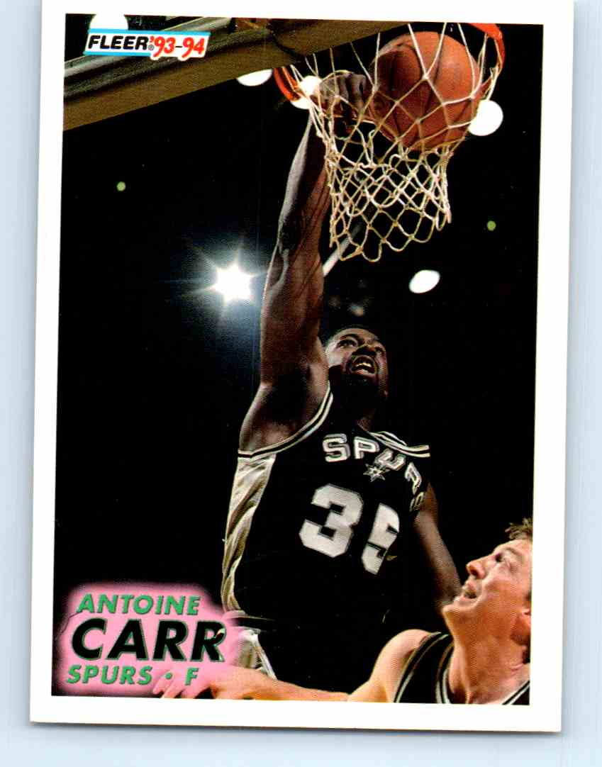 175 Antoine Carr trading cards for sale