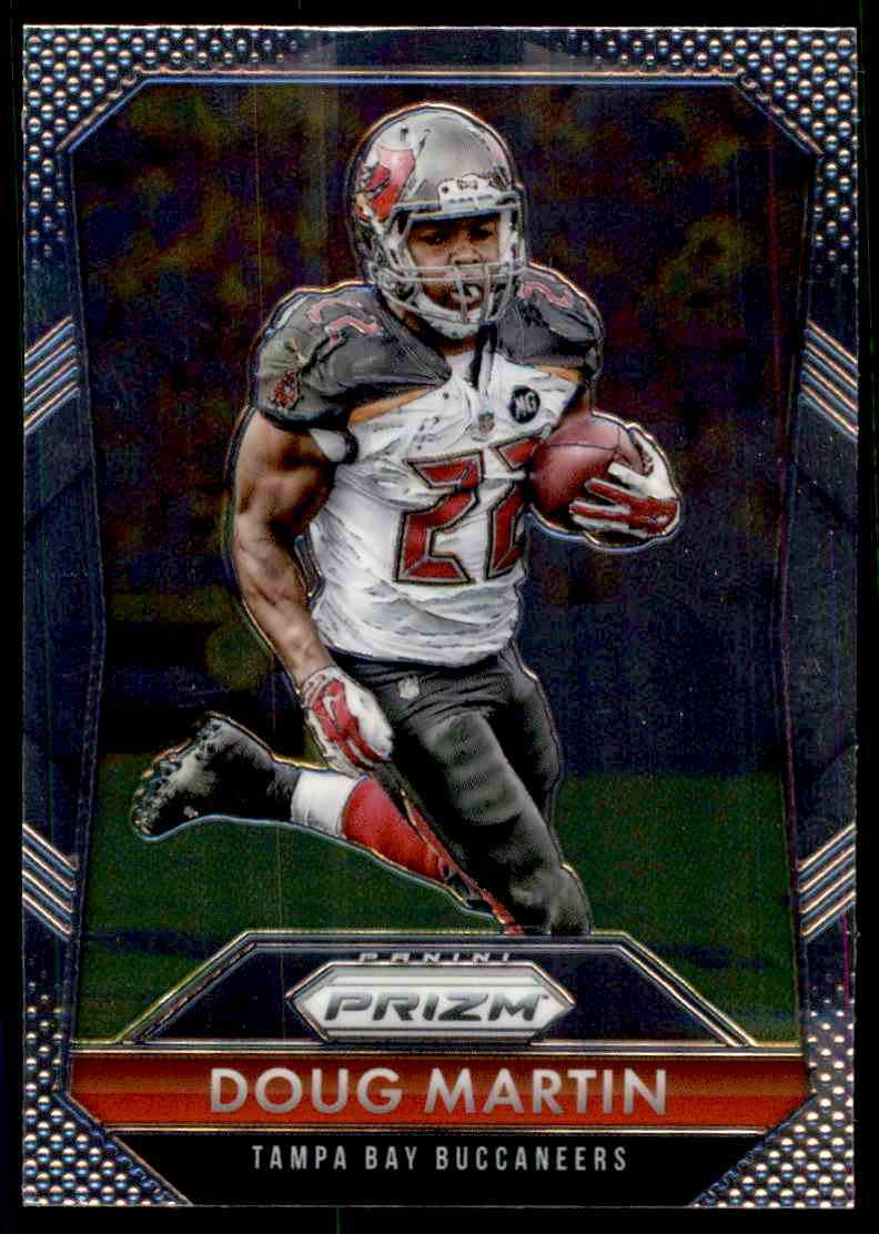 c3a56141 Details about 2015 PANINI PRIZM PRIZM DOUG MARTIN TAMPA BAY BUCCANEERS #68