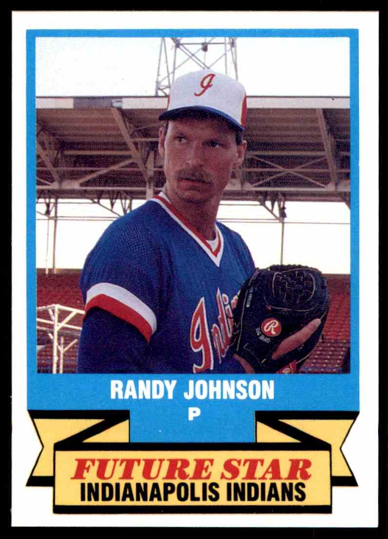1989 Cmc Aaa Randy Johnson 13 On Kronozio