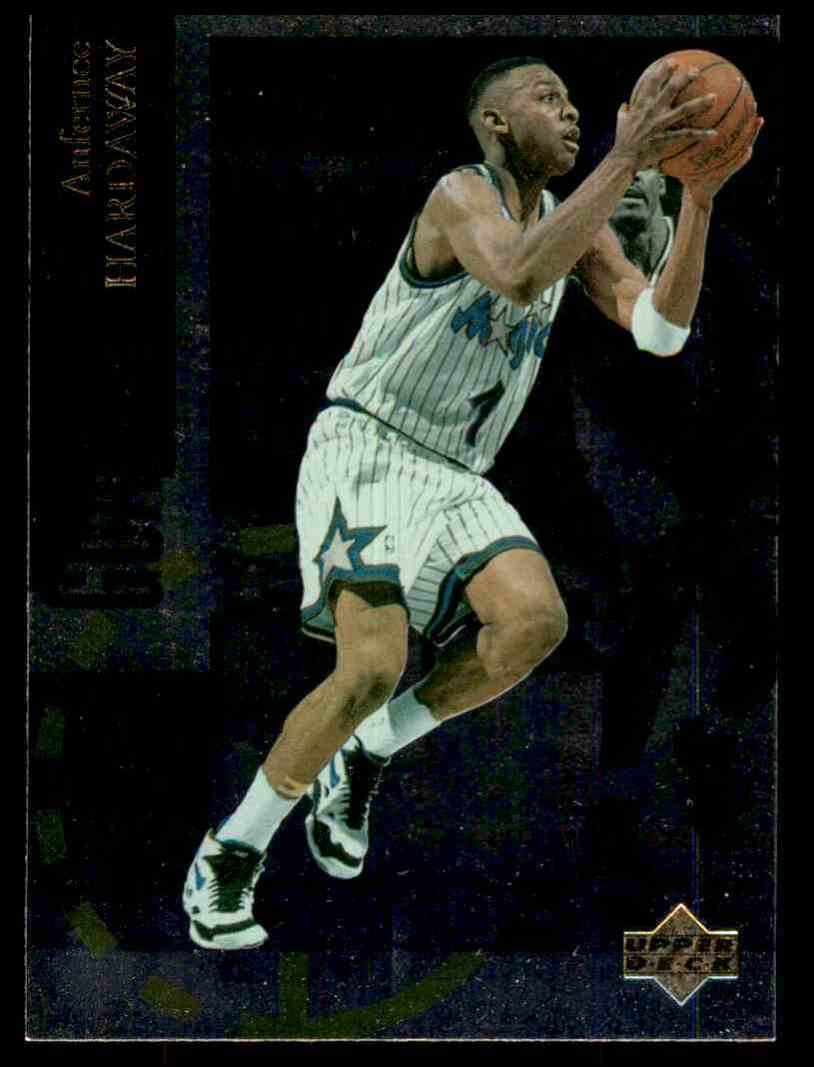 1994-95 UD Special Edition Anfernee Hardaway #SE63 card front image