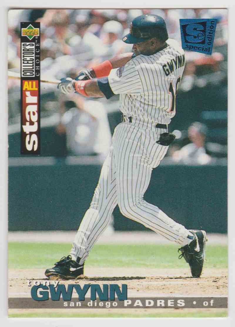 1994 Upper Deck Collector39s Choice Special Edition Tony
