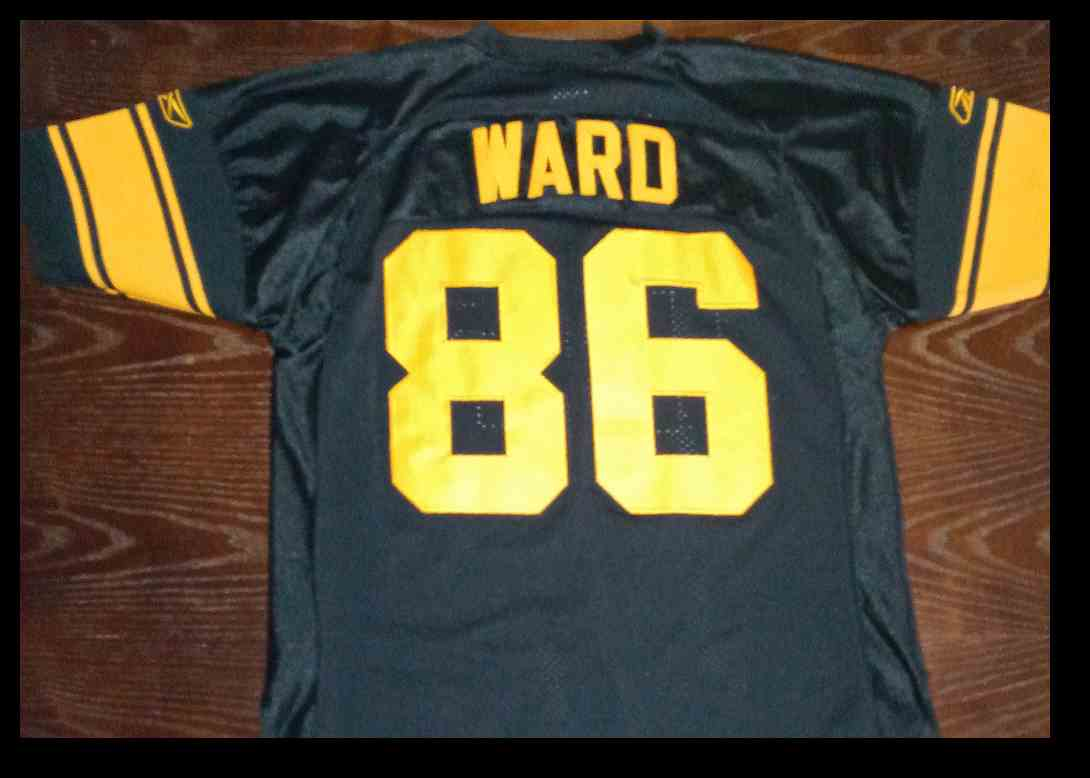 2021 Jersey-Mens 50 Used - Good Cond. Ward #86 card back image