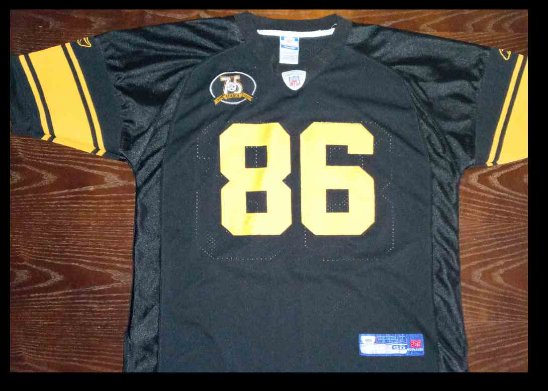 2021 Jersey-Mens 50 Used - Good Cond. Ward #86 card front image