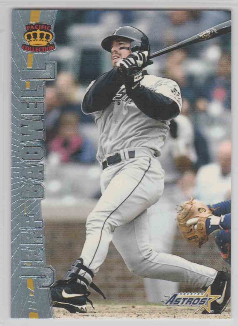 1997 Pacific Crown Collection Jeff Bagwell #311 card front image