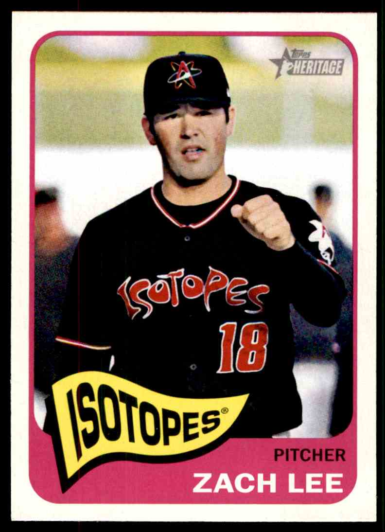 2 Albuquerque Isotopes Trading Cards For Sale