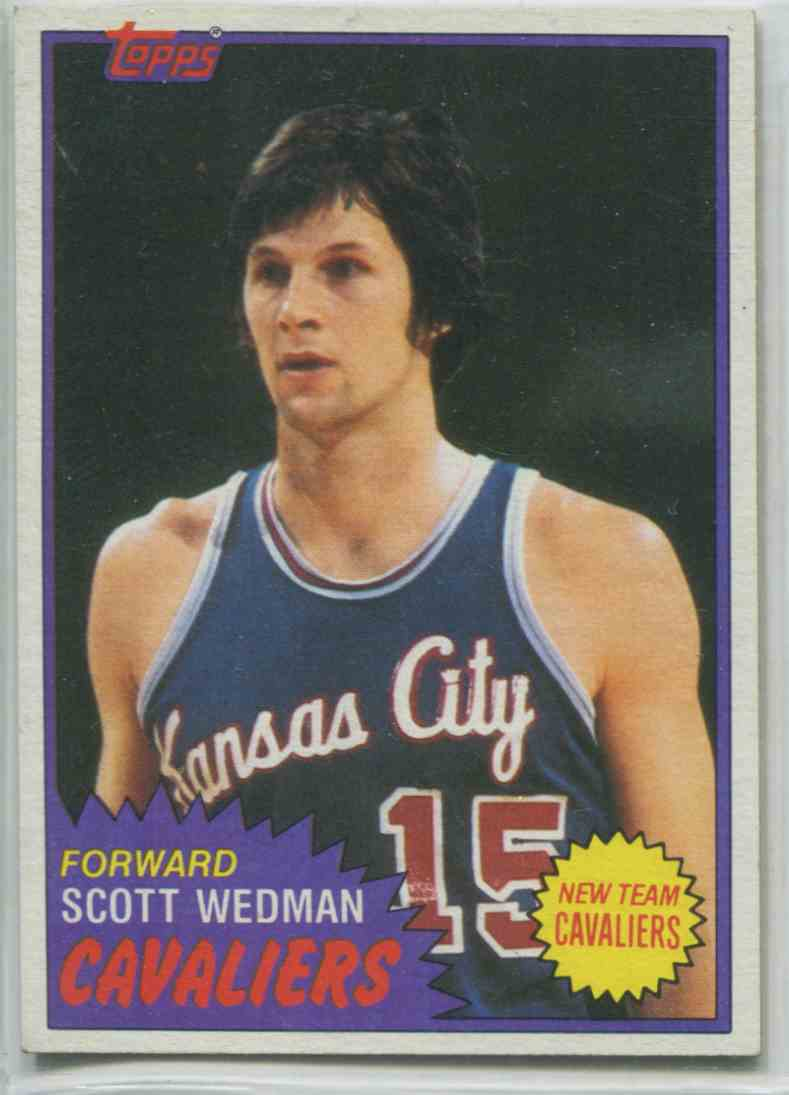 4 Scott Wedman trading cards for sale