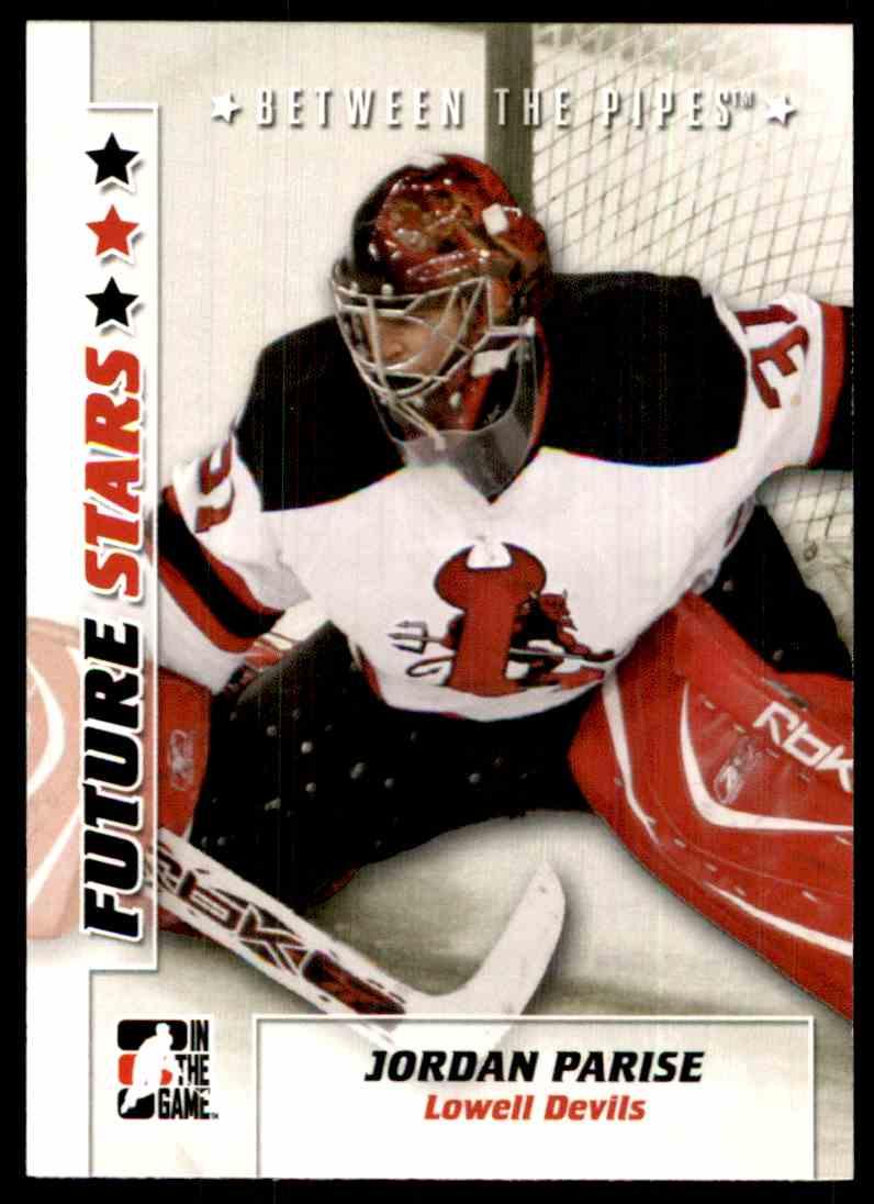 7c7ce57b816d3a 24 Jordan Parise trading cards for sale