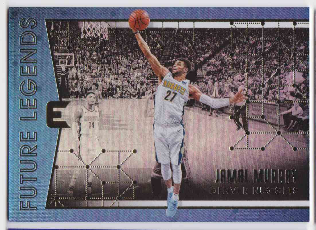 2017-18 Panini Essentials Future Legends Jamal Murray #FL-13 card front image