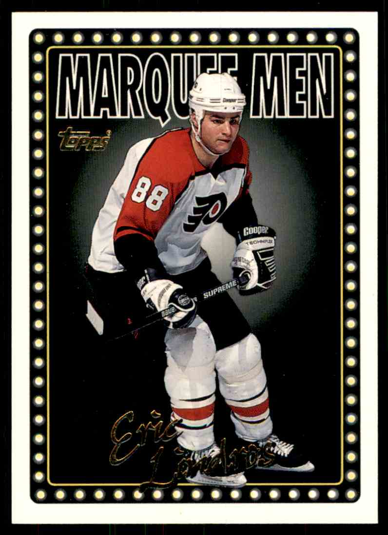 1995-96 Topps Eric Lindros MM #1 card front image