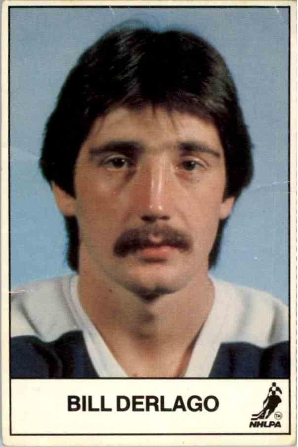 1983-84 Esso Bill Derlago card front image