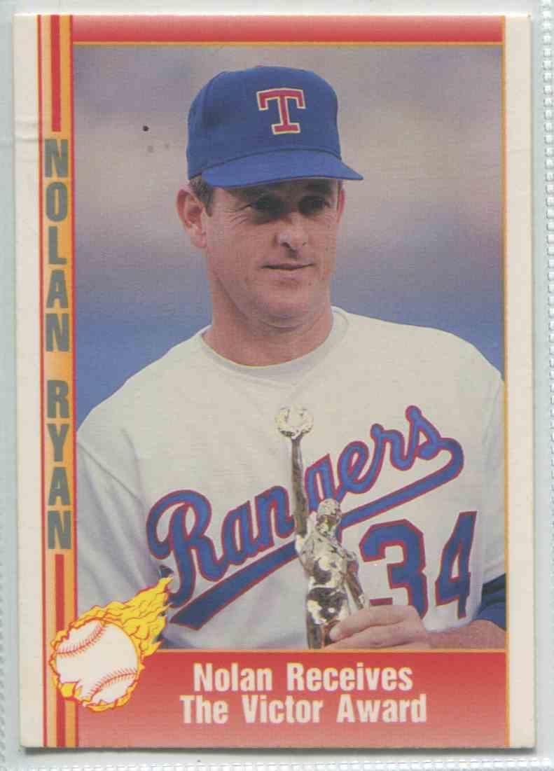 1991 Pacific Nolan Ryan Texas Express Series 2 Nolan