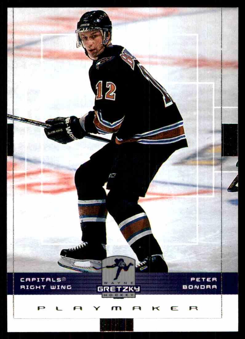new product 0d6d6 89c22 1999-00 Wayne Gretzky Hockey Peter Bondra #173 on Kronozio