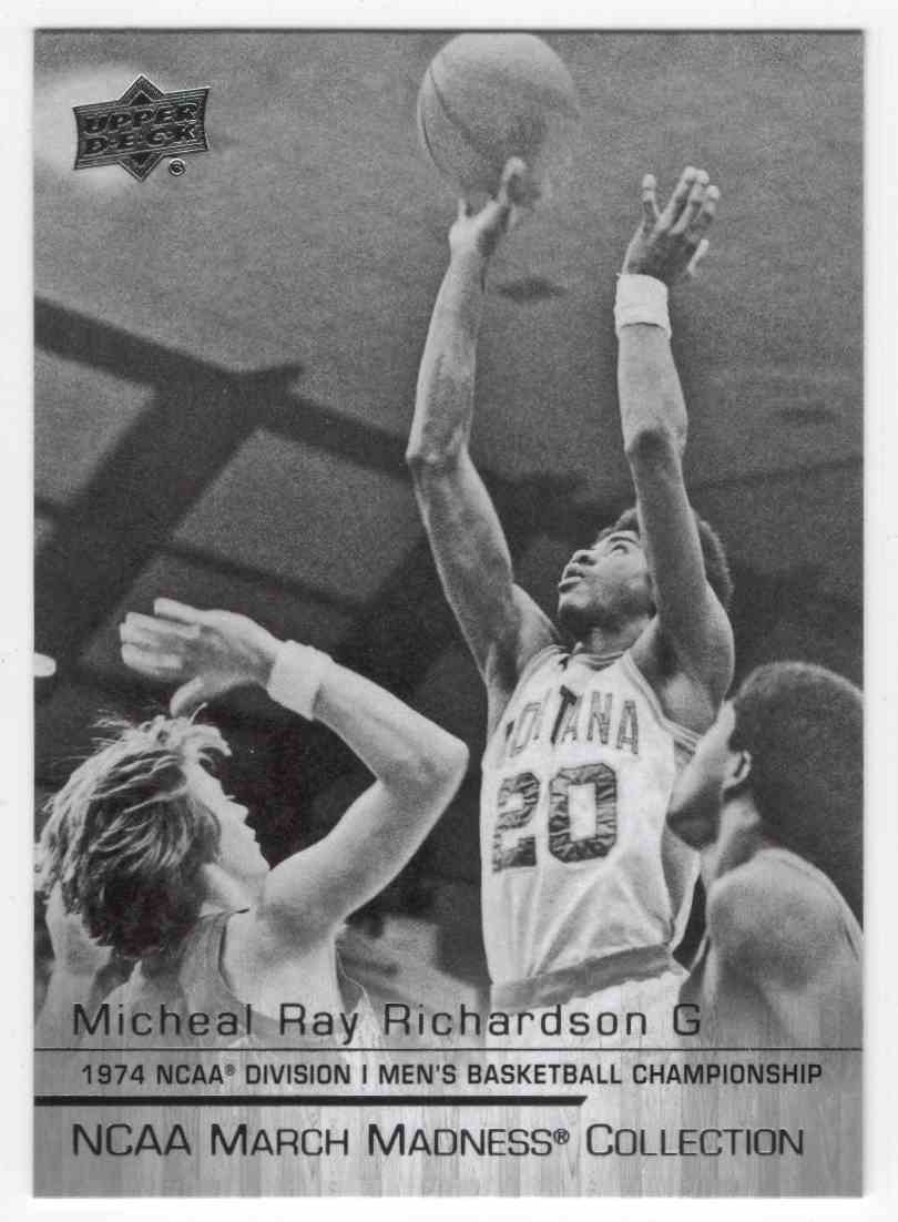 8 Michael Ray Richardson trading cards for sale