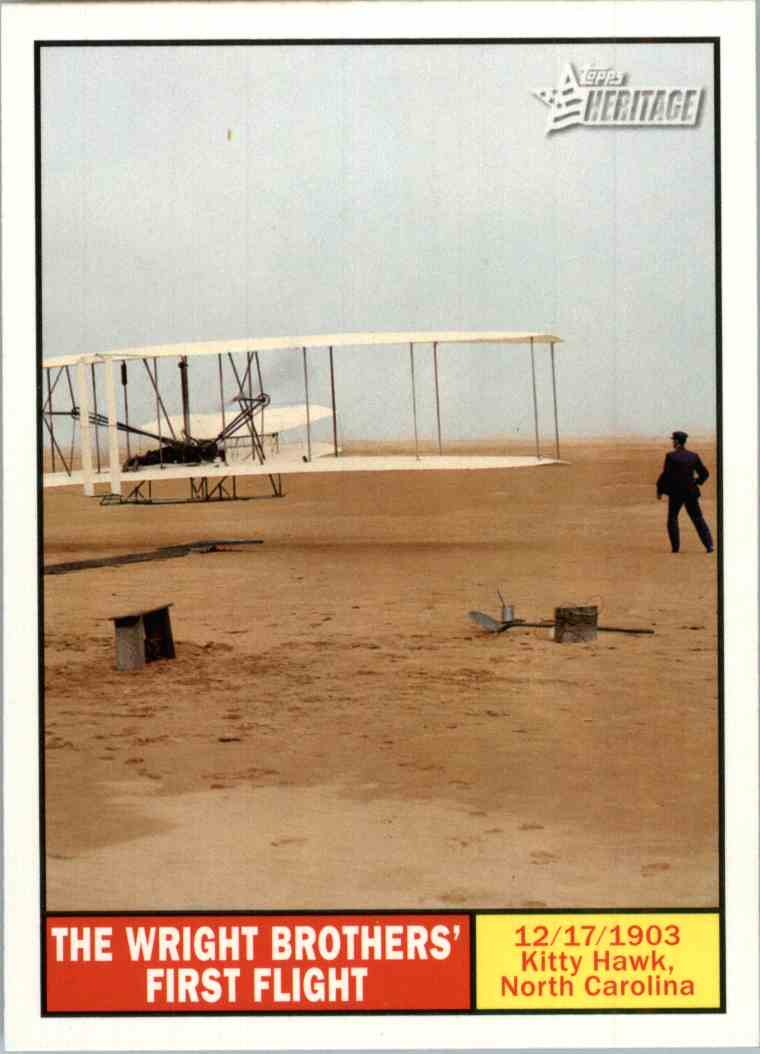 kudos for the wright brothers for the gift of flight