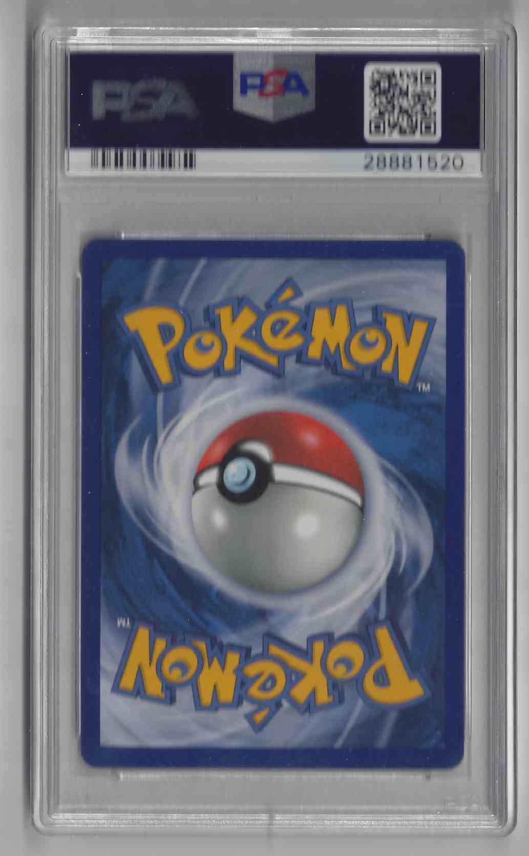 2001 Pokemon Gm Promo Rocket Dark Charmeleon #32 card back image