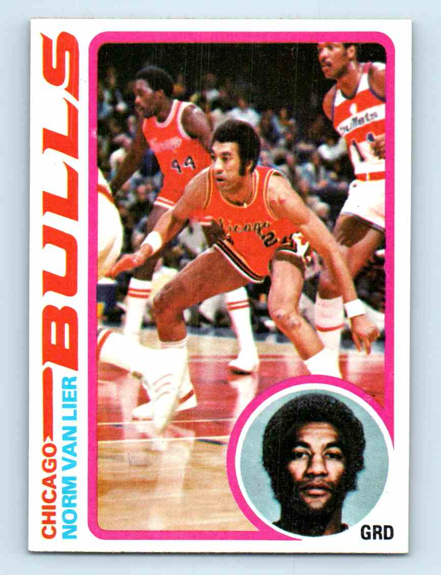 2 Norm Van Lier trading cards for sale
