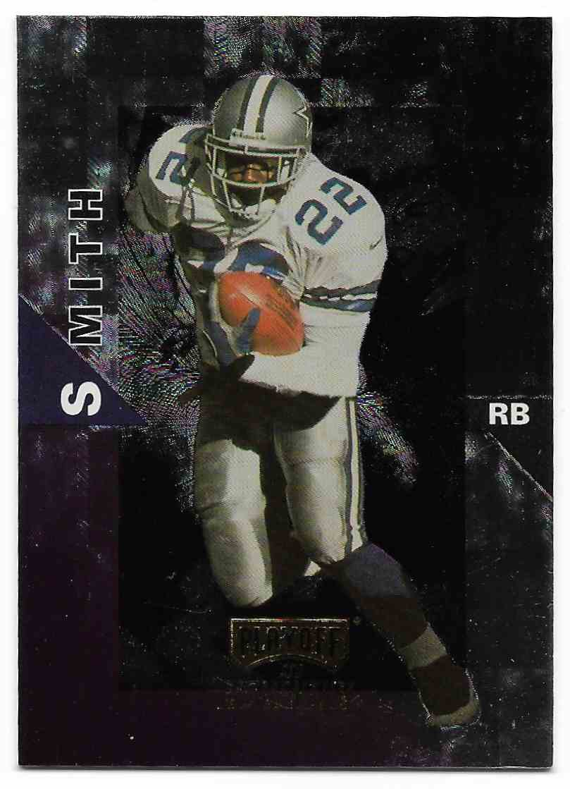 1998 Playoff Momemtum Emmitt Smith #62 card front image