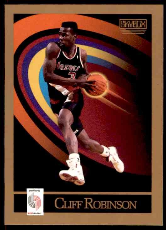 1990 Skybox Cliff Robinson 239 On Kronozio