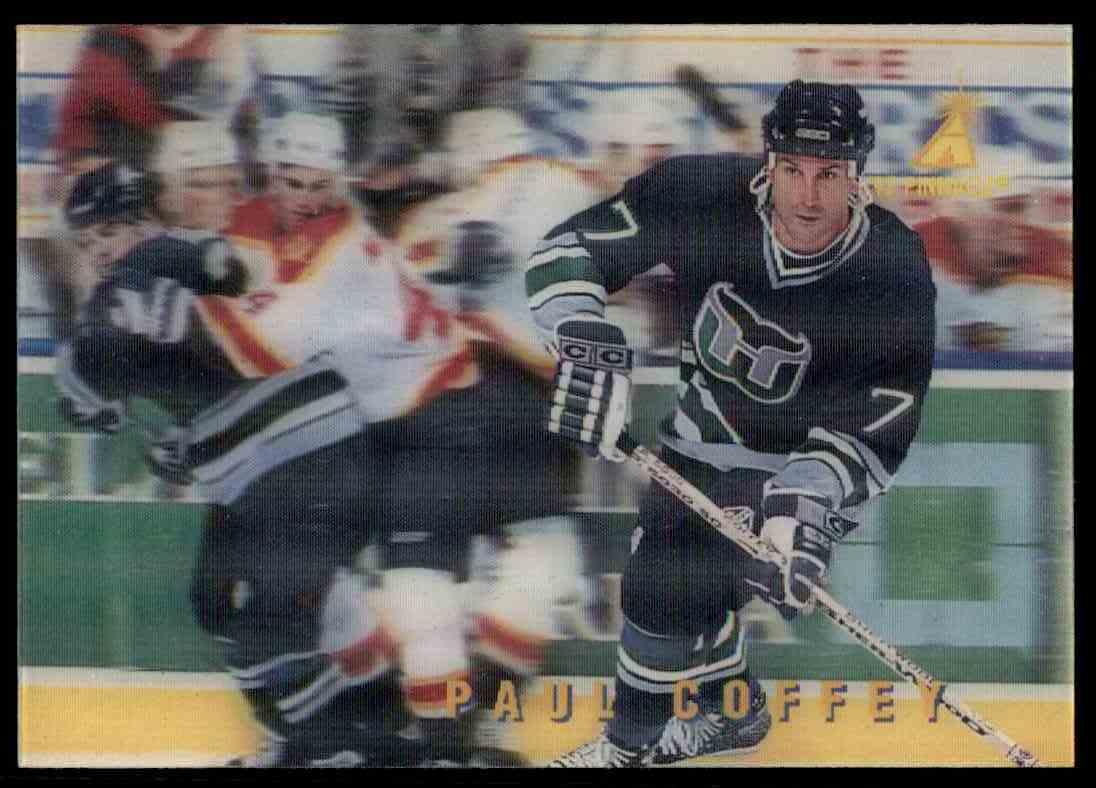 1996-97 Pinnacle McDonald's Paul Coffey #MCD 1 card front image
