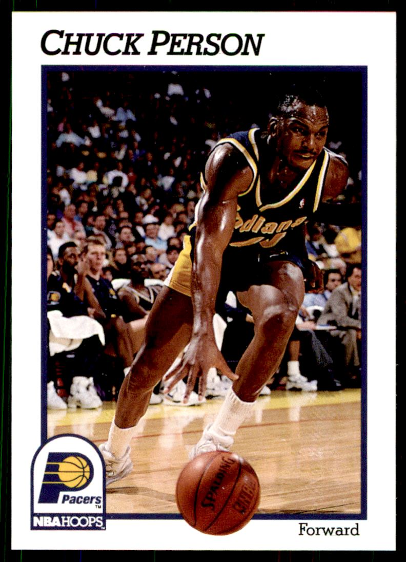 226 Chuck Person trading cards for sale